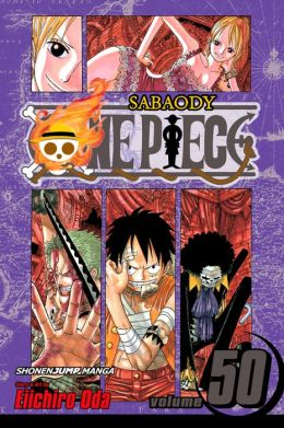One Piece, Volume 50: Arriving Again