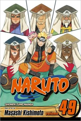 Naruto, Volume 49: The Gokage Summit Commences