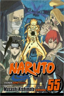Naruto, Volume 55: The Great War Begins