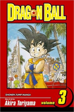 Dragon Ball, Volume 3: The Training of Kame-Sen'nin