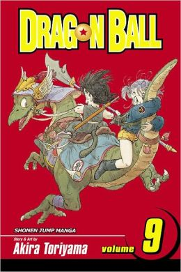 Dragon Ball, Vol. 9 (SJ Edition): Test of the All-Seeing Crone