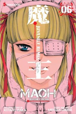 Maoh: Juvenile Remix, Volume 6
