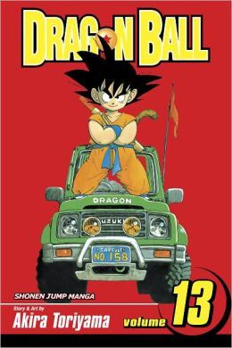 Dragon Ball, Volume 13: Piccolo Conquers the World
