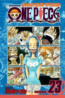 One Piece, Volume 23: Vivi's Adventure