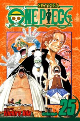 One Piece, Vol. 25: The 100 Million Berry Man