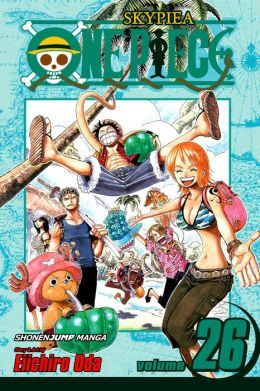 One Piece, Volume 26: Adventure on Kami's Island
