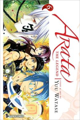 Arata: The Legend, Volume 6