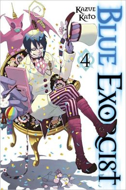 Blue Exorcist, Volume 4
