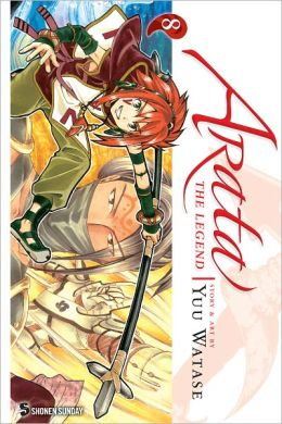 Arata: The Legend, Volume 8