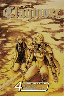 Claymore, Volume 4: Marked for Death