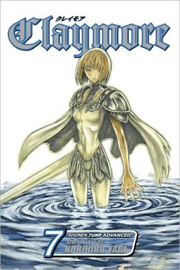 Claymore, Volume 7: Fit for Battle