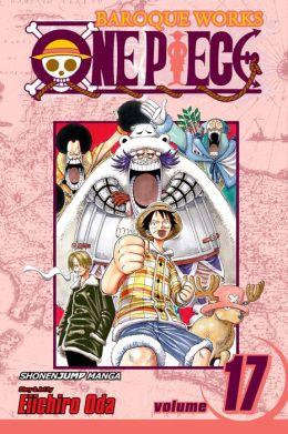 One Piece, Volume 17: Hiriluk's Cherry Blossoms