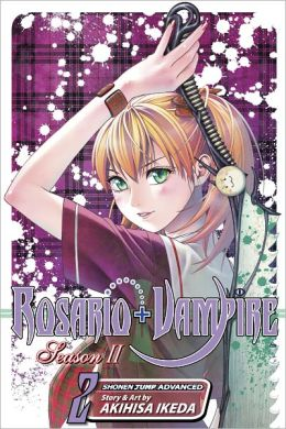 Rosario+Vampire Season II, Volume 2