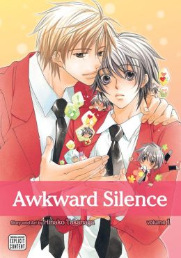 Awkward Silence, Vol. 1 (Yaoi Manga)