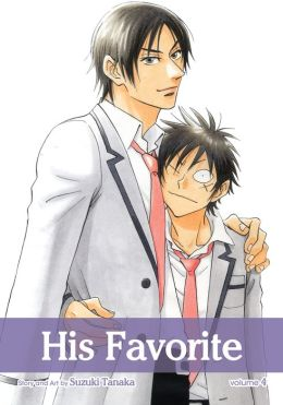 His Favorite, Vol. 4 (Yaoi Manga)