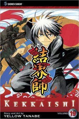 Kekkaishi, Volume 19