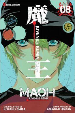 Maoh: Juvenile Remix, Volume 8