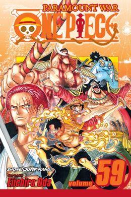 One Piece, Volume 59