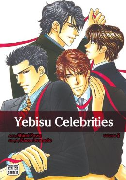 Yebisu Celebrities, Vol. 2 (digital) (Yaoi Manga)