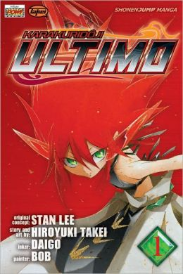 Ultimo, Vol. 1: Kurenai Dôji