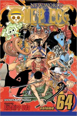 One Piece, Volume 64