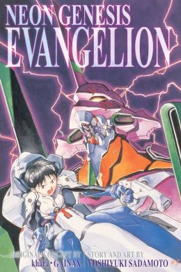 Neon Genesis Evangelion 3-in-1, Vol. 1