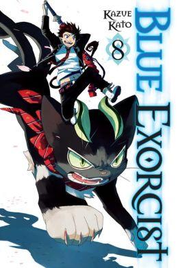 Blue Exorcist, Volume 8