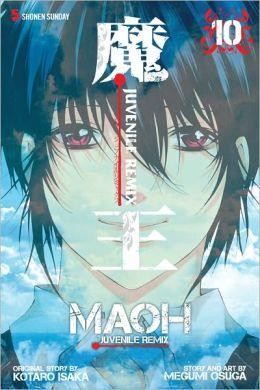Maoh: Juvenile Remix, Volume 10