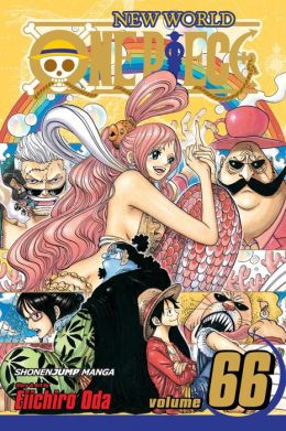 One Piece, Volume 66: The Road Toward The Sun