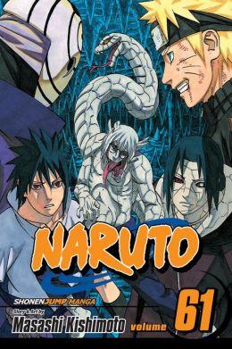 Naruto, Volume 61