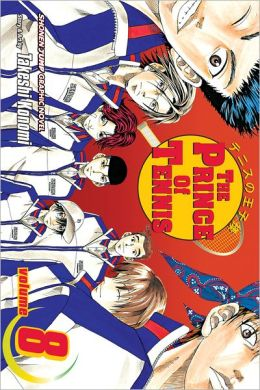 The Prince of Tennis, Volume 8
