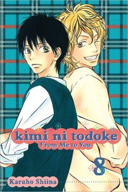 Kimi ni Todoke: From Me to You, Volume 8