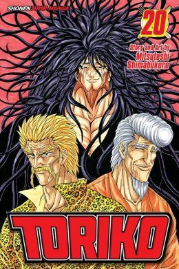 Toriko, Volume 20: Ichiryu and Midora