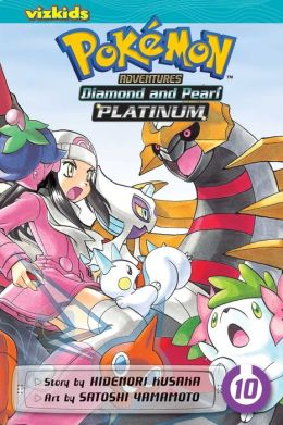 Pokemon Adventures: Diamond and Pearl/Platinum, Volume 10