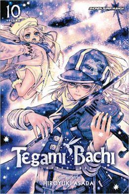 Tegami Bachi, Vol. 10: The Shining Eye
