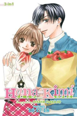 Hana-Kimi (3-in-1 Edition), Volume 6