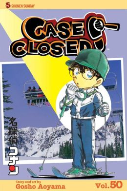 Case Closed, Volume 50