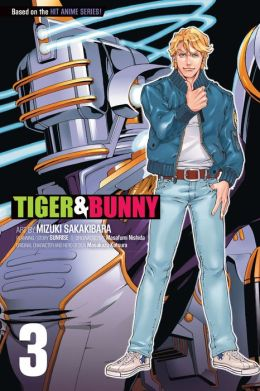 Tiger & Bunny, Vol. 3