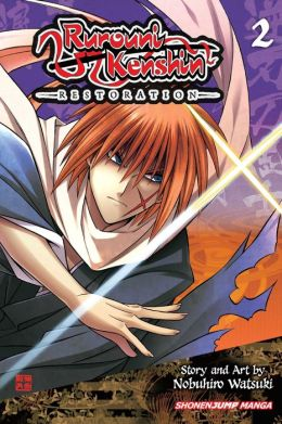 Rurouni Kenshin: Restoration, Volume 2