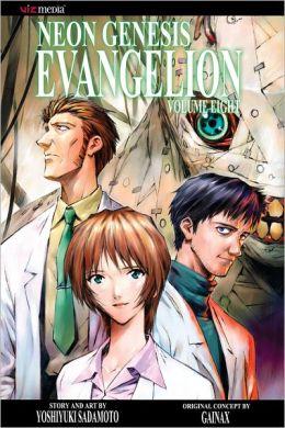 Neon Genesis Evangelion, Volume 8
