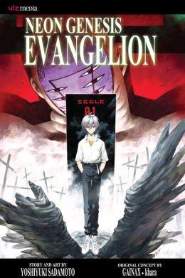 Neon Genesis Evangelion, Volume 11