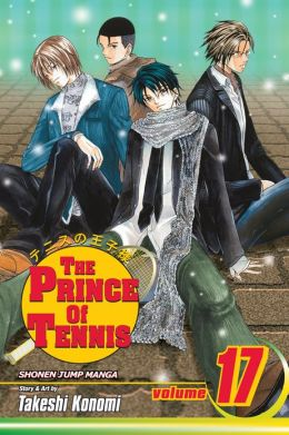 The Prince of Tennis, Volume 17