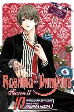 Rosario+Vampire Season II, Volume 10