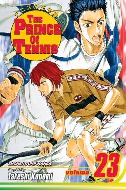 The Prince of Tennis, Volume 23