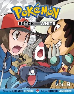Pokemon Black and White, Volume 9