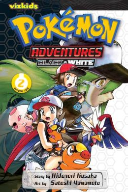 Pokemon Adventures: Black and White, Volume 2