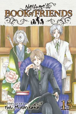 Natsume's Book of Friends, Volume 15