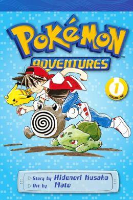 Pokémon Adventures, Vol. 1 (2nd Edition)
