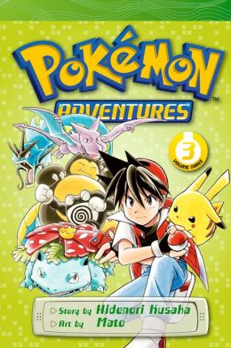 Pokémon Adventures, Vol. 3 (2nd Edition)