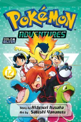 Pokémon Adventures, Vol. 12